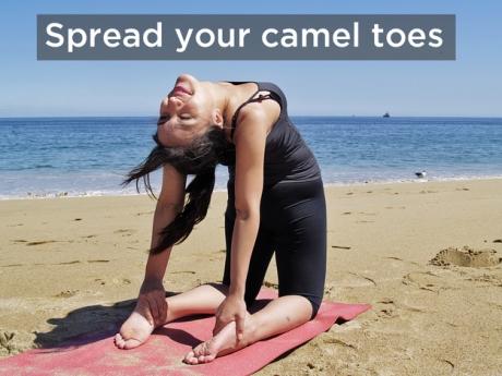 weekend links yoga